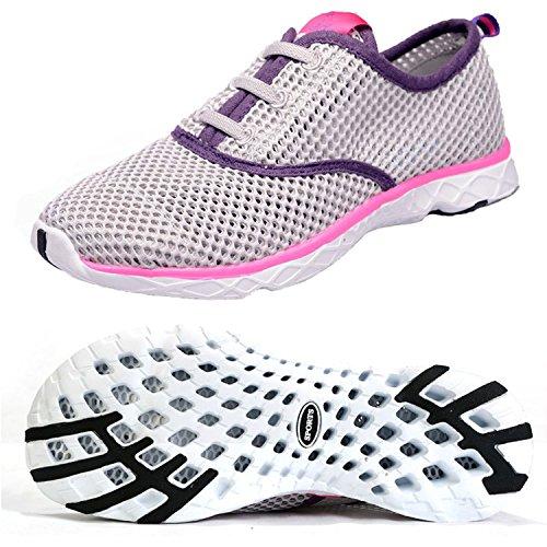 Zhuanglin Womens Mesh Water Shoes
