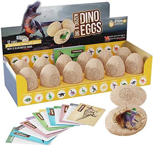 Dino Egg Dig Kit Archaeology product image