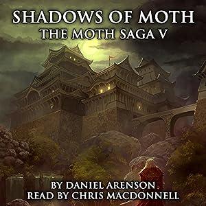 Shadows of Moth Audiobook