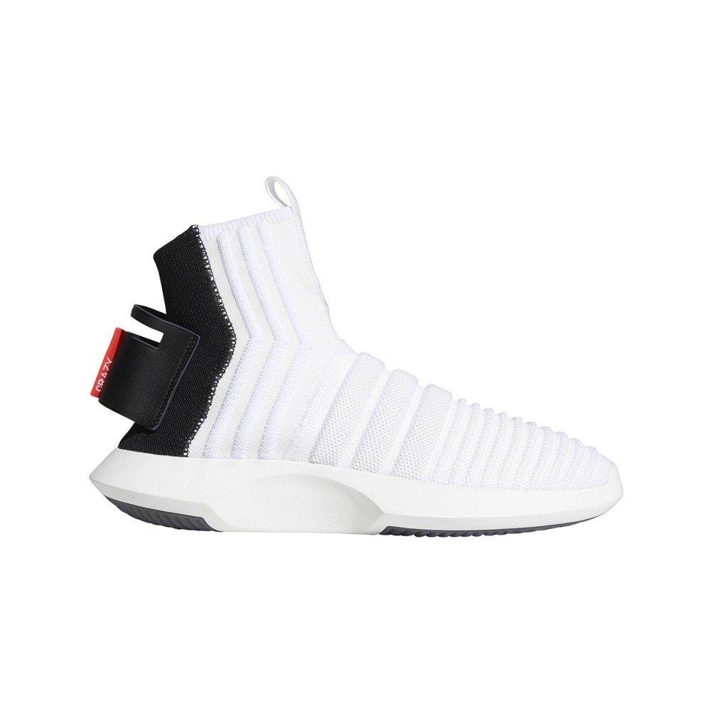 Adidas Crazy 1 ADV Sock Pk ftwwht / cblac靴cq0985 for Men B079YVTZ9K