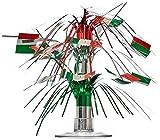 Italian Flag Mini Cascade Centerpiece Pa
