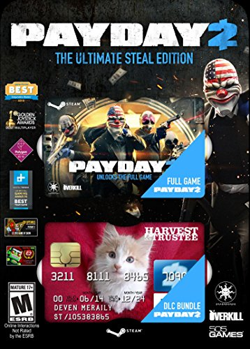 payday-2-ultimate-steal-pack-pc