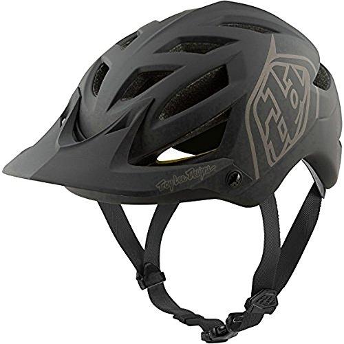 Troy Lee Designs A1 MIPS Helmet Classic Black, M/L