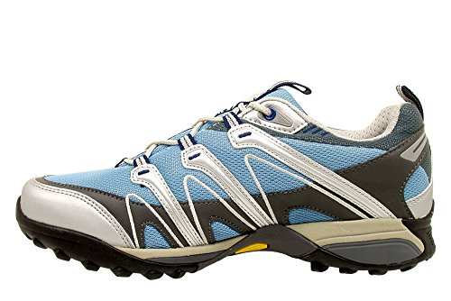 Azul gris Sky De Para Zapatillas Mujer Kefas Senderismo YCwBxgqCv