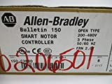 Allen Bradley 150-C3NBD SER. B F/W 2.07 (BR/WH) NSMP
