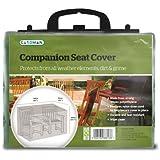 Gardman Protective Cover for Garden Bench Tete a Tete Bench–83x 158x 66cm green
