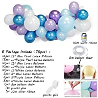 Non-branded Frozen Princess Party Balloons Christmas ...