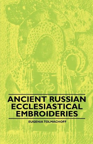 Russian Costumes Traditional - Ancient Russian Ecclesiastical