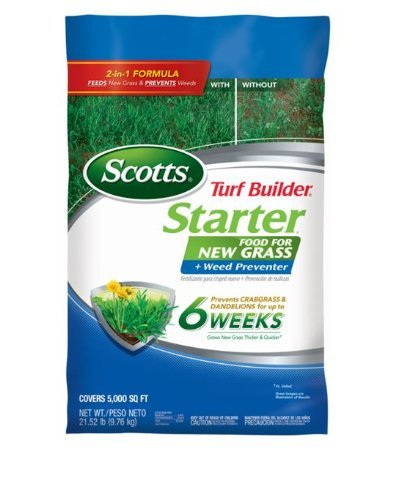 Scotts LAWN FOOD STARTER 5M (Pkg of 5)