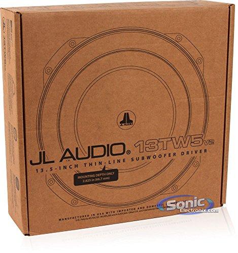 13TW5V2-2 - JL Audio 13.5