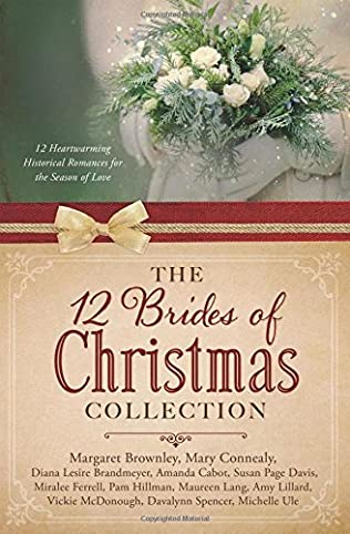 book cover of The 12 Brides of Christmas Collection