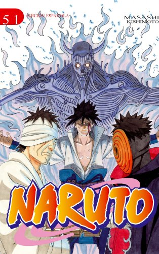 Descargar Libro Naruto Nº 51/72 Masashi Kishimoto