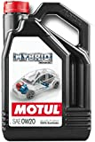 Moteurs hybrides à huile lubrifiante HYBRID 0W20 4L --- HIBRIDOS - TOYOTA - MAZDA - HONDA