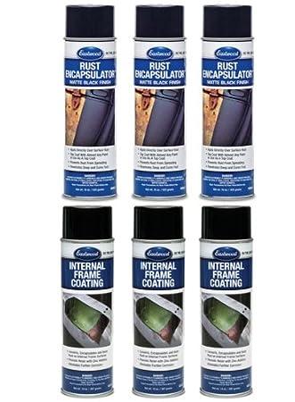 eastwood frame rust prevention kit 3 encapsulator 3 internal frame coating - Eastwood Frame Coating