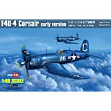 Hobby Boss F4U-4 Corsair Early Version Airplane Model Building Kit