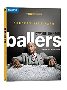 Cover Image for 'Ballers: The Complete Second Season'