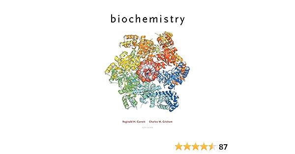 Biochemistry: Amazon.es: Garrett, Reginald, Grisham, Charles ...