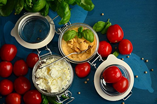 LAMINATED POSTER Tomatoes Feta Cheese Frisch Mediterranean Basil Poster 24x16 Adhesive Decal