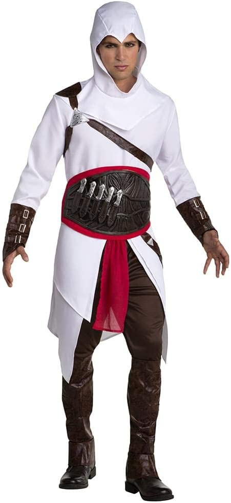 Assassin S Creed Altair Men S Costume White Large 44 Amazon