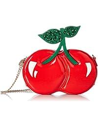 Tie the Knot Cherry Shoulder Bag