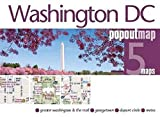 Washington DC PopOut Map (PopOut Maps)