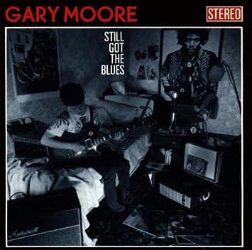 Gary Moore a debate, ¿mejor como rockero o como bluesero? 51uL1hfinVL._SX355_