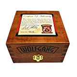 Wolfgang Füzion Carnauba-Polymer Estate Wax With Foam Applicator And Wooden Box With Certificate of Authenticity