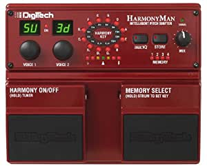 digitech harmony man smart guitar harmony pedal musical instruments. Black Bedroom Furniture Sets. Home Design Ideas