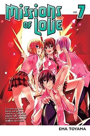 Amazon.com: Missions of Love Vol. 7 eBook: Ema Toyama