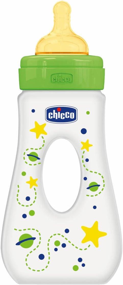 زجاجة رضاعة للأطفال من شيكو بسعة 240 مل