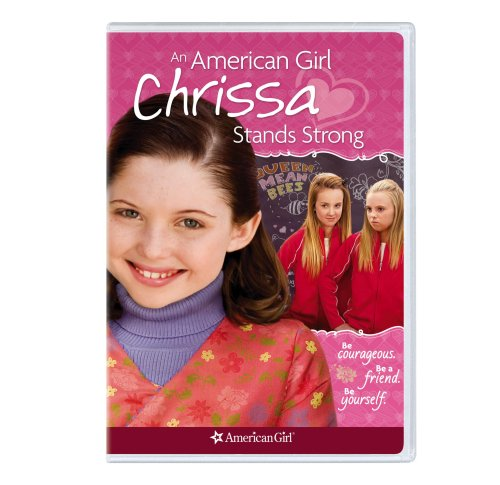 An American Girl: Chrissa Stands Strong - American Girl Movies On Dvd