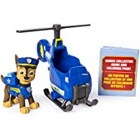 PAW Patrol Ultimate Rescue Chase's Mini Helicopter with...