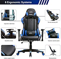 UMI Essentials Gaming Chair Racing Chair Ergonomic Office Chair Computer Chair
