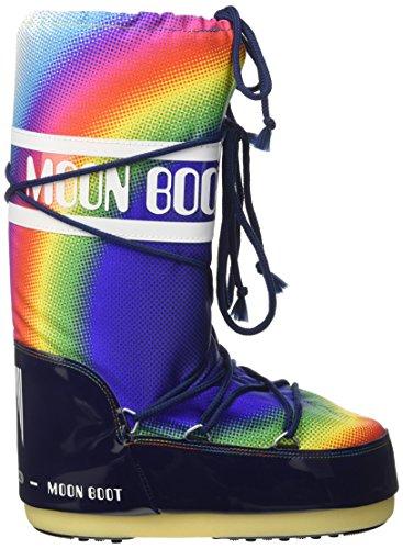 Outdoor Moon 0 Sportschuhe Rainbow Erwachsene Blau 2 Unisex New Boot FPwFOHfq