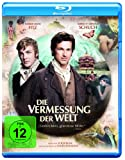 Measuring the World (2012) ( Die Vermessung der Welt ) [ Blu-Ray, Reg.A/B/C Import - Germany ]