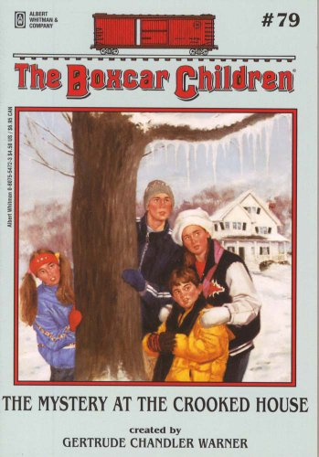The Mystery at the Crooked House (Boxcar Children Mysteries) - Book #79 of the Boxcar Children