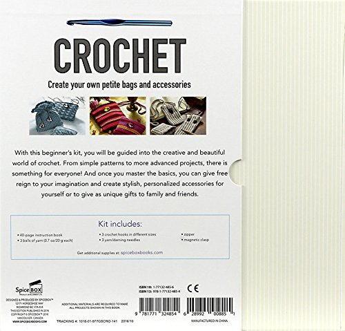 Crochet - Creat your own petite bags and accessories