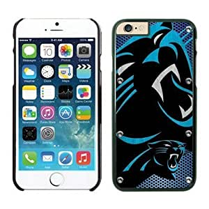 NFL&Carolina Panthers iphone 6 Cases Black 4.7 inches cell phone cases&Gift Holiday&Christmas Gifts PHNK624724