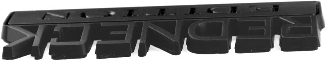 Black 1Pcs 3.1 inch Redneck Edition Exterior Emblem CAR Truck Boat Decal Logo Replacement for F-150 F250 F350 Silverado RAM 1500