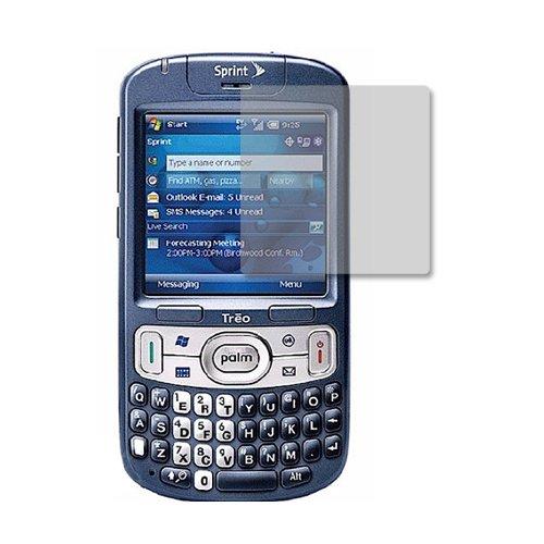 Palm Treo 800w Screen Protector, Skinomi TechSkin Full Coverage Screen Protector for Palm Treo 800w Clear HD Anti-Bubble - Screen 800w Treo