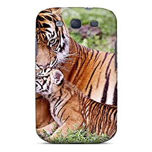 Premium Tiger Baby Tiger Back Cover Snap On Case For Galaxy S3
