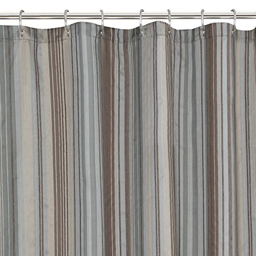 Maytex Jodie Fabric Shower Curtain Outlet
