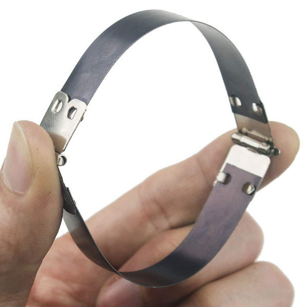 Healifty 15 Pcs 8/10 / 12cm Metal Flexos internos Beso ...