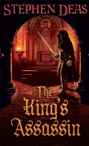 book cover of The King\'s Assassin