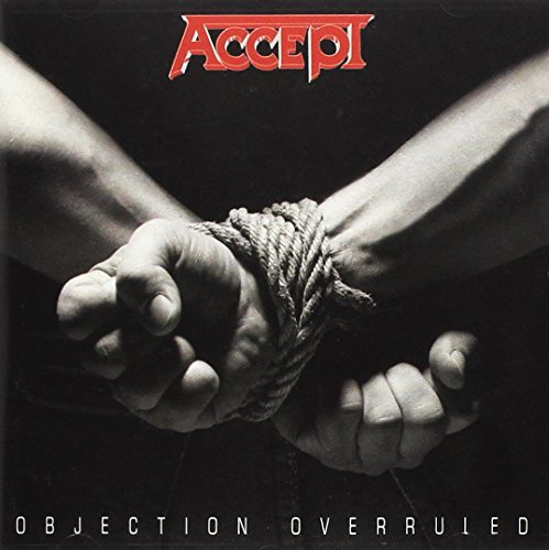 CD : Accept - Objection Overruled (United Kingdom - Import)