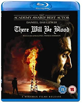 Image result for there will be blood blu ray