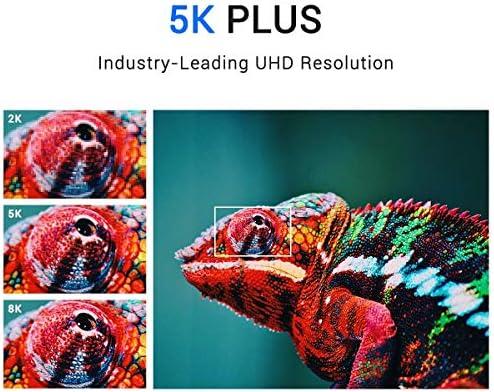 GXWLWXUP VR Gafas, 5K Plus VR Realidad Virtual Auriculares con ...
