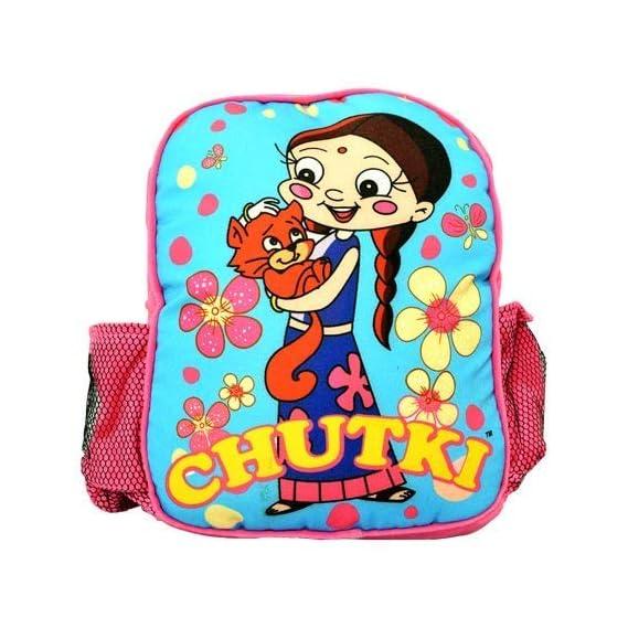 Chhota Bheem Chutki Plush Bag