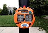 GameDay Basketball Scoreboard for Kids Portable Driveway Basketball Poles by GameDay Scoreboards