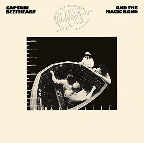 Captain Beefheart - Clear Spot (CD)